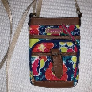 Lily Bloom crossbody purse